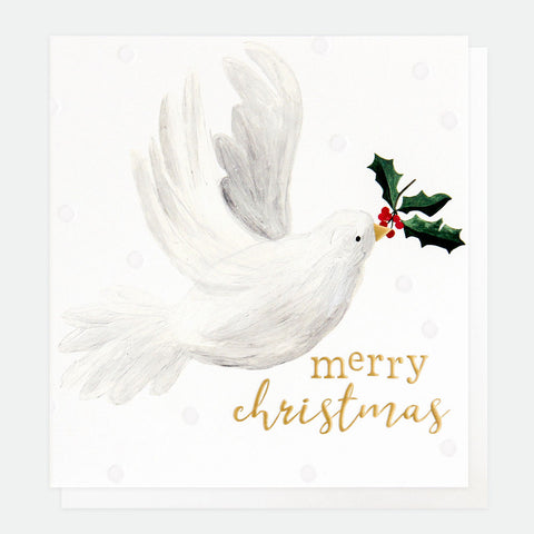 Merry Christmas Dove Card Pack