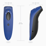Socket Wireless Bluetooth iOS 1D Barcode Scanner