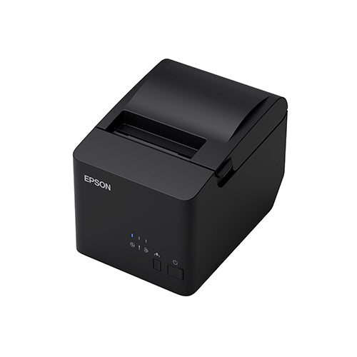 Thermal Receipt Printer Ethernet Black