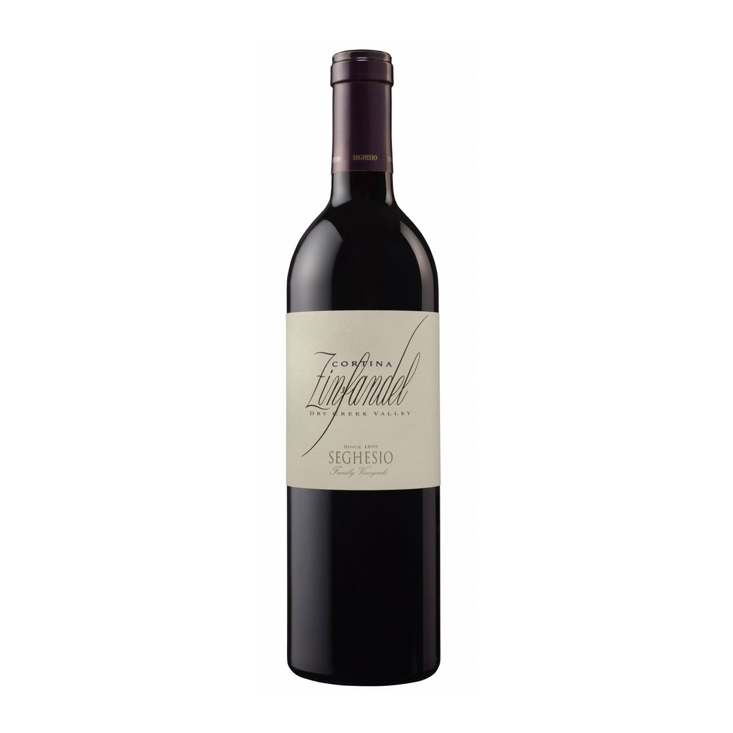 Seghesio, Cortina, Dry Creek Valley Zinfandel 2015