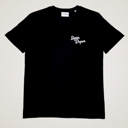 TEE-SHIRT SUPER DUPER BLACK