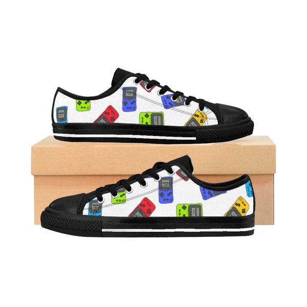 Men's Gameboy Color Doodle low-top Sneakers