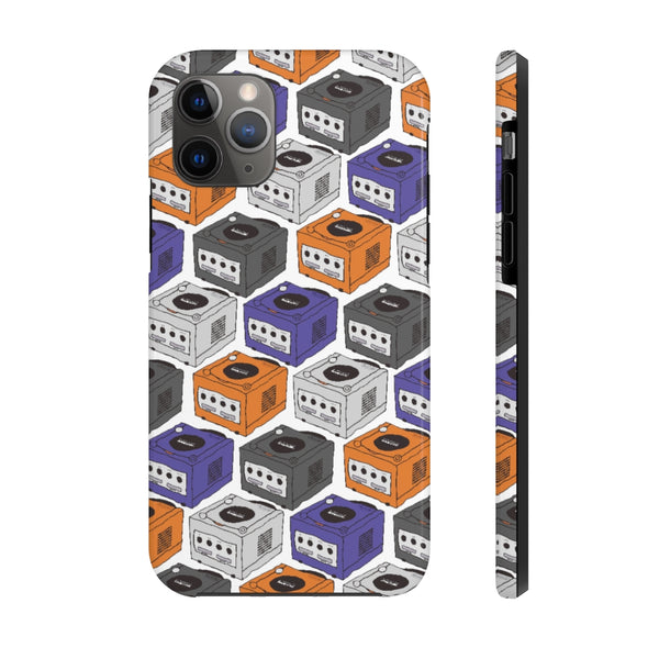 Game Cube Doodle Phone Case