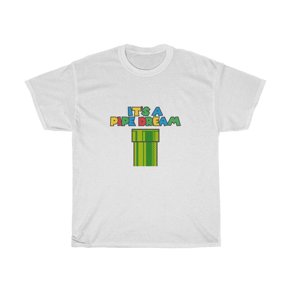 Pipe Dream Unisex Heavy Cotton Tee