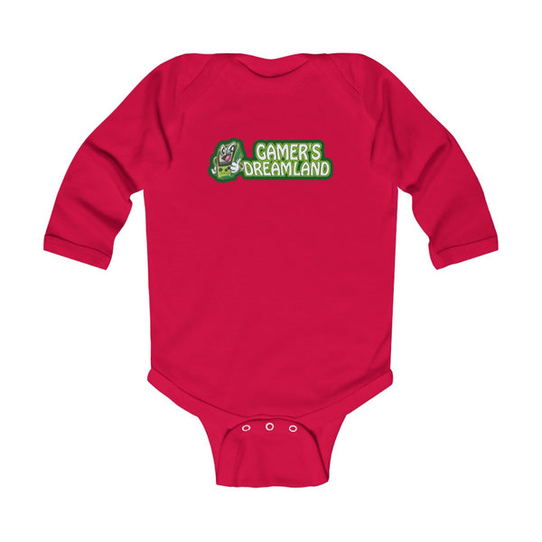 Gamer's Dreamland Infant Long Sleeve Bodysuit