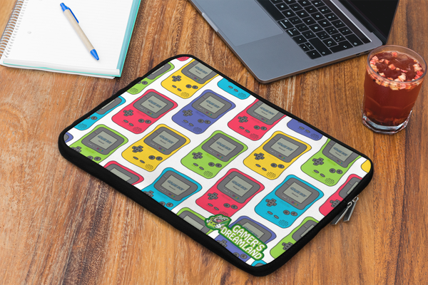 Gameboy Color Laptop Sleeve