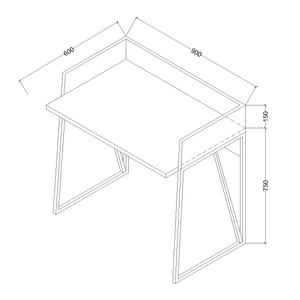 Study Table - ST03