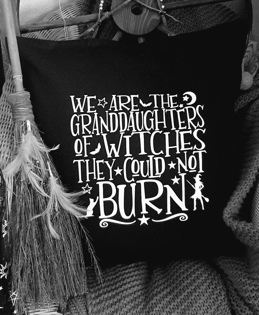 We Are The Granddaughters Cushion