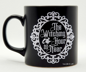 The Witching Hour is Near Mug