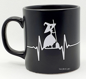 Witch Heartbeat Mug