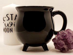 Black Cauldron Mug