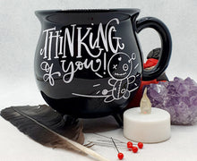 Load image into Gallery viewer, Thinking of You Cauldron Mug