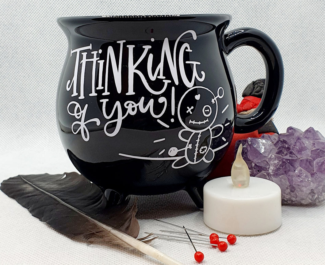Thinking of You Cauldron Mug