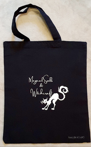 Magical Spells & Witchraft Tote Bag