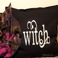 Witch Cushion
