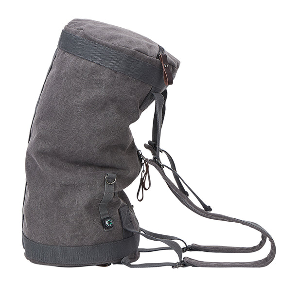 Large Capacity Waterproof Canvas Travel Bag