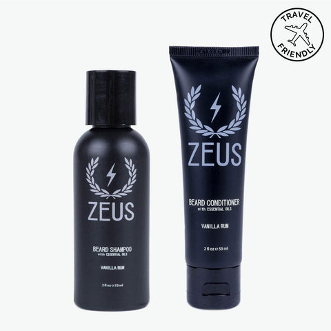 zeus beard essential beard care items to bring on your holiday trips