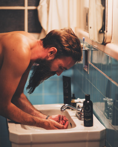 How to Protect Your Beard From Summer Humidity and Pool Chlorine