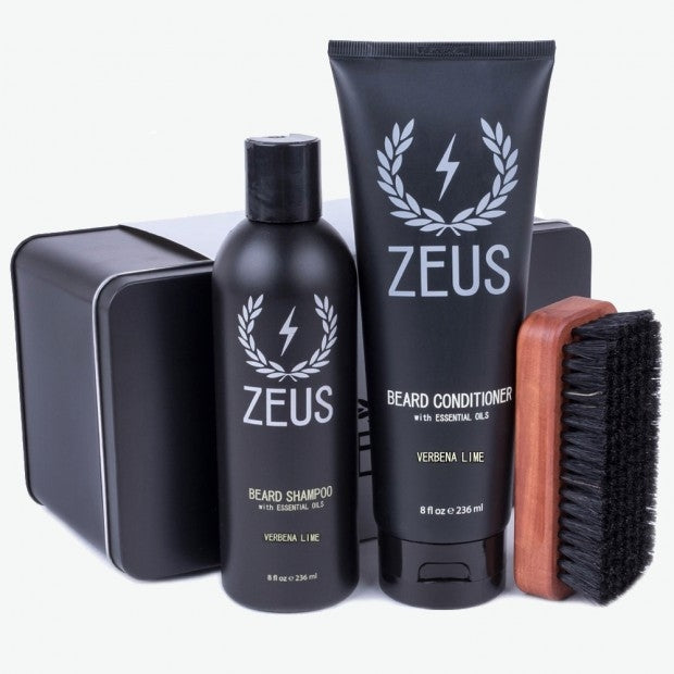 Zeus Starter Beard Care Set
