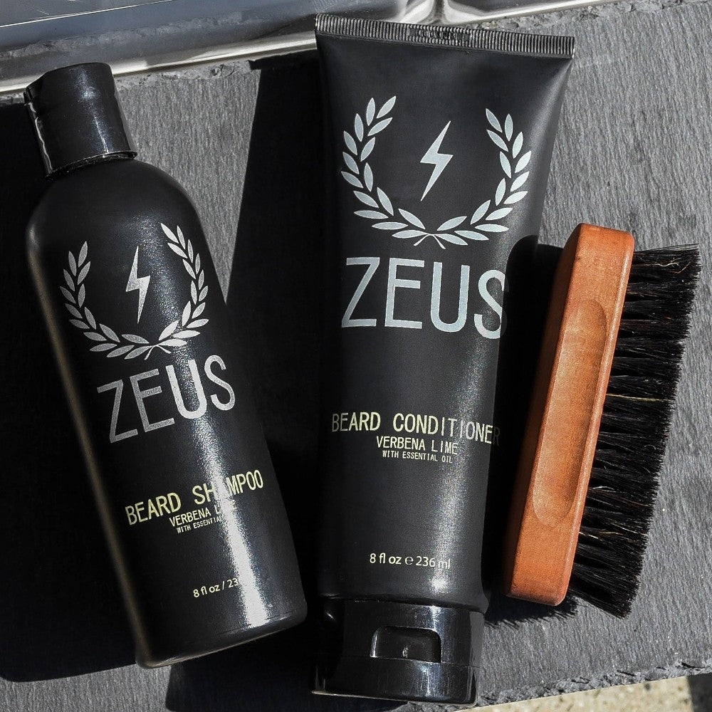 Zeus Beard Care Set