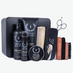 Zeus Ultimate Beard Care & Styling Kit