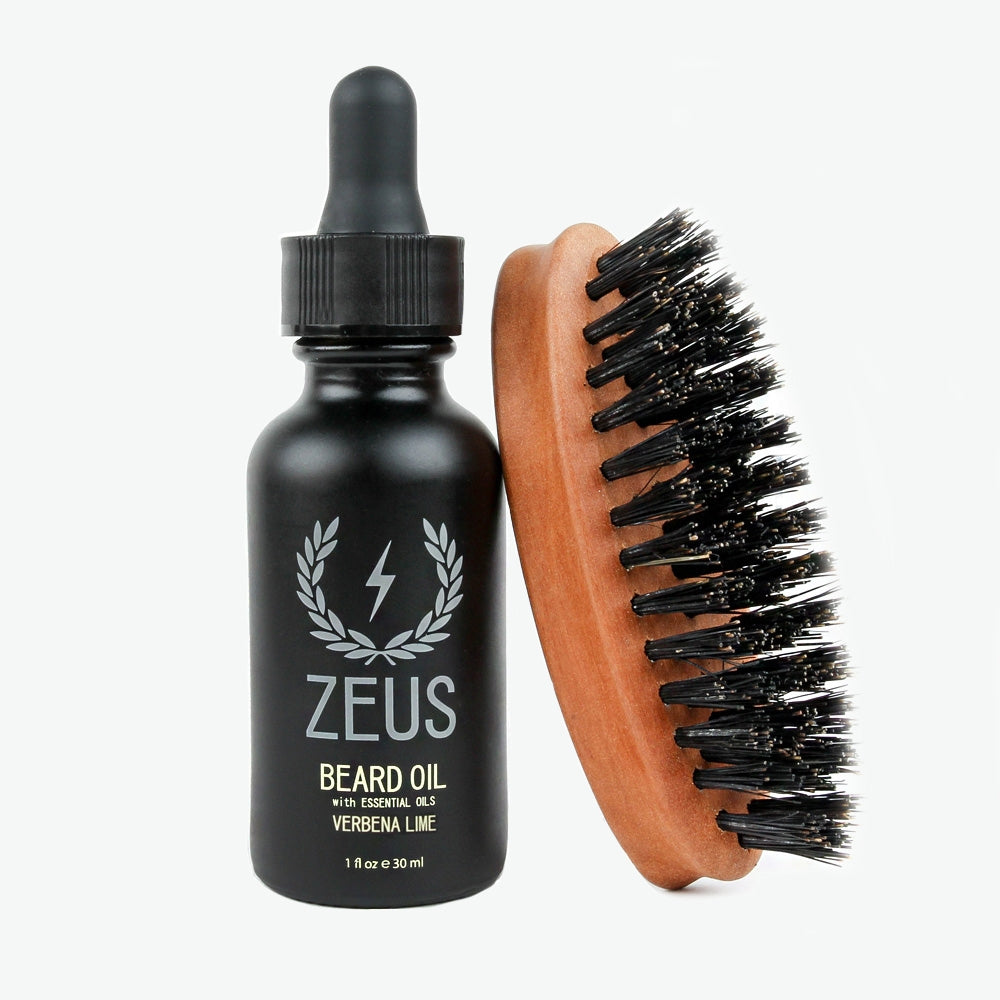 Zeus Beard Oil Set