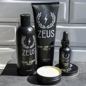 Load image into Gallery viewer, Zeus Everyday Beard Grooming Kit