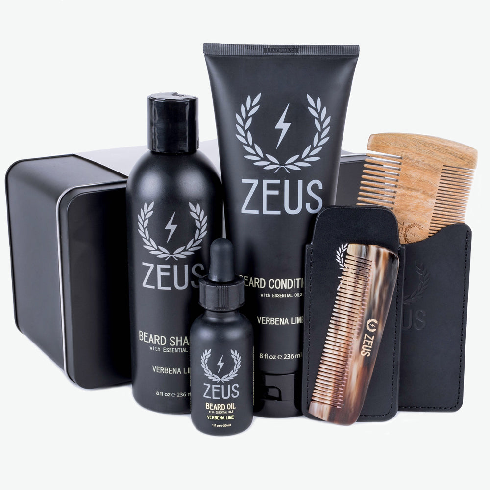Zeus Executive Beard Care Kit
