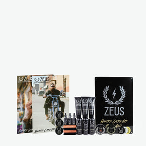 Load image into Gallery viewer, Zeus Standard Grooming Starter Kit
