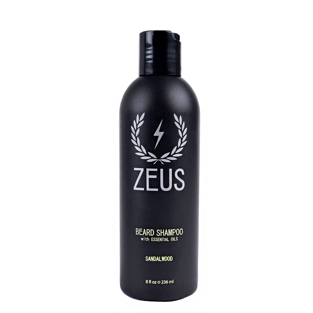 Load image into Gallery viewer, Zeus Deluxe Beard Care Kit, Sandalwood