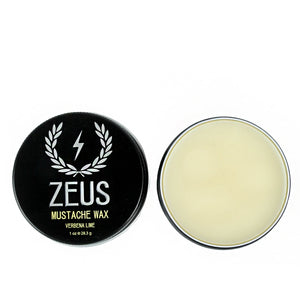 Load image into Gallery viewer, Mustache Wax 3-Pack, Zeus Verbena Lime