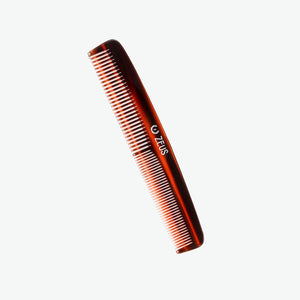 Zeus Handmade Saw-Cut Beard Comb - V11