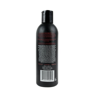Hair Shampoo with Organic Argan Oil, Zeus Verbena Lime, 8 fl oz