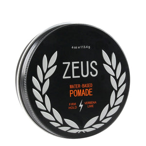 Zeus Pomade Styling Set, Firm Hold