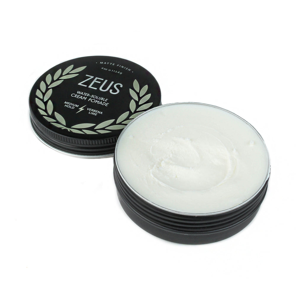 Load image into Gallery viewer, Zeus Pomade Styling Set, Cream