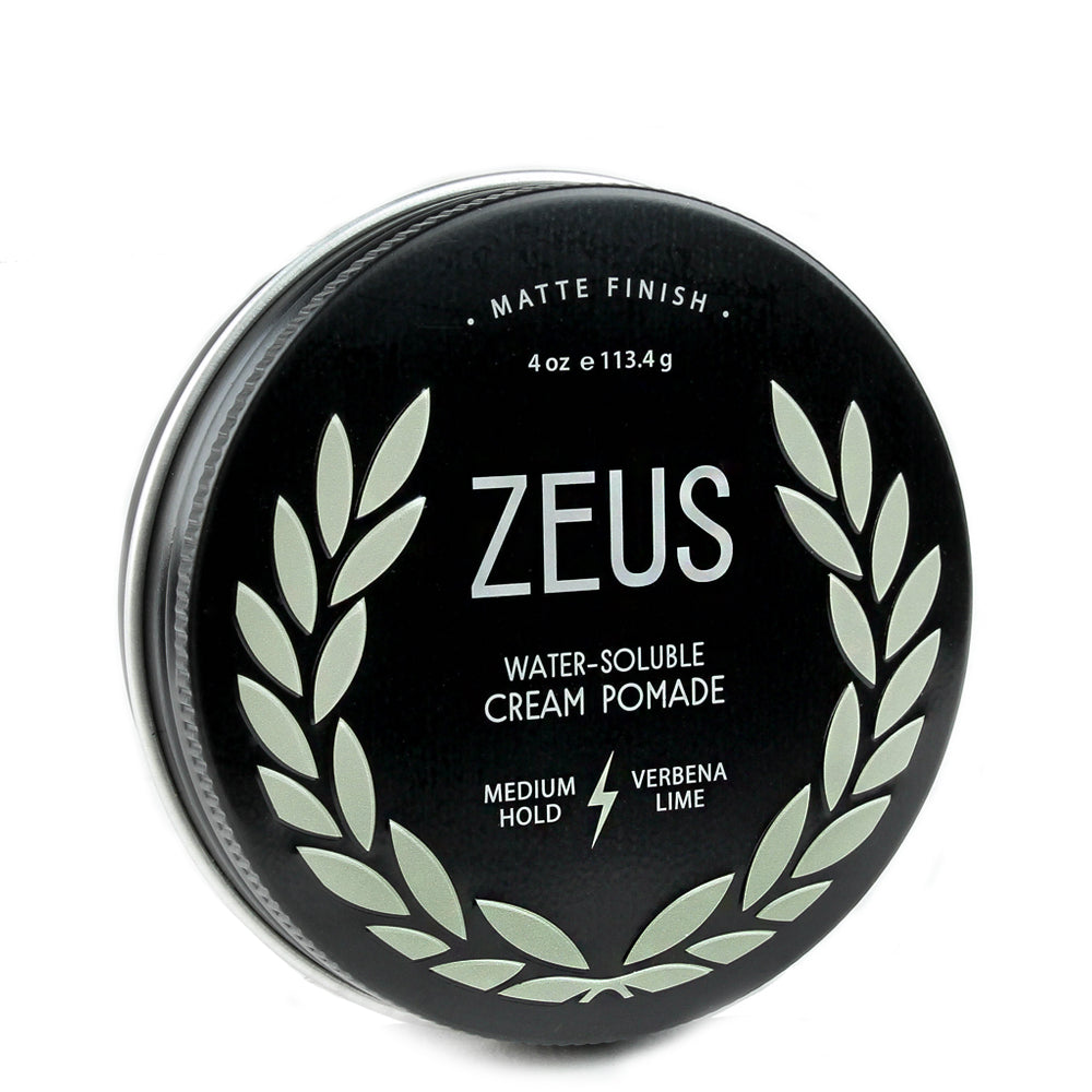 Zeus Pomade Styling Set, Cream
