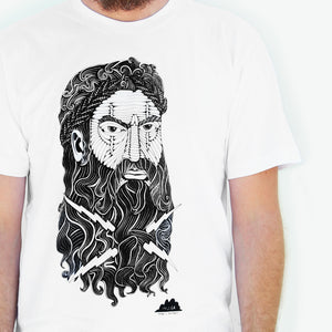 Load image into Gallery viewer, Zeus Mulga Graphic Tee