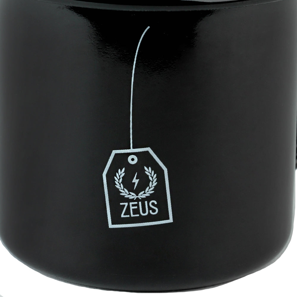Zeus Enamel Mug-  Limited Edition Collectors No.1