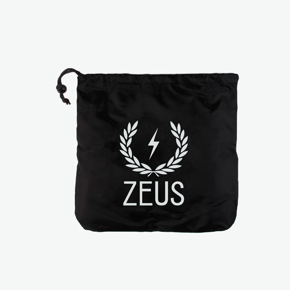 Load image into Gallery viewer, Zeus Facial Hair Trimming Catcher Bib Beard Apron, Grey