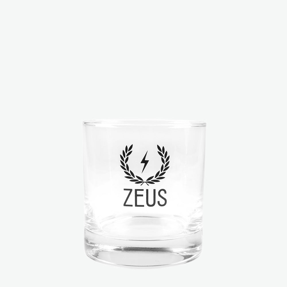 Zeus Whiskey Glass Tumbler