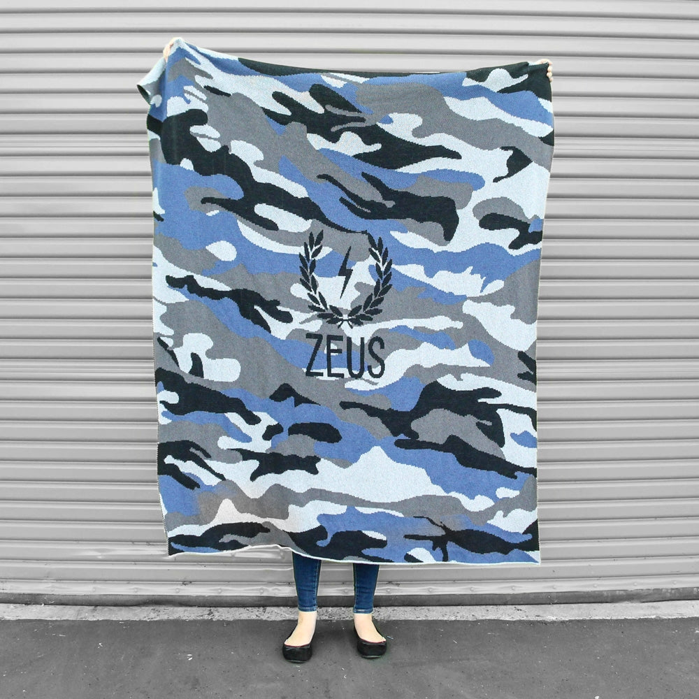 Zeus X in2green Exclusive Eco Camouflage Throw