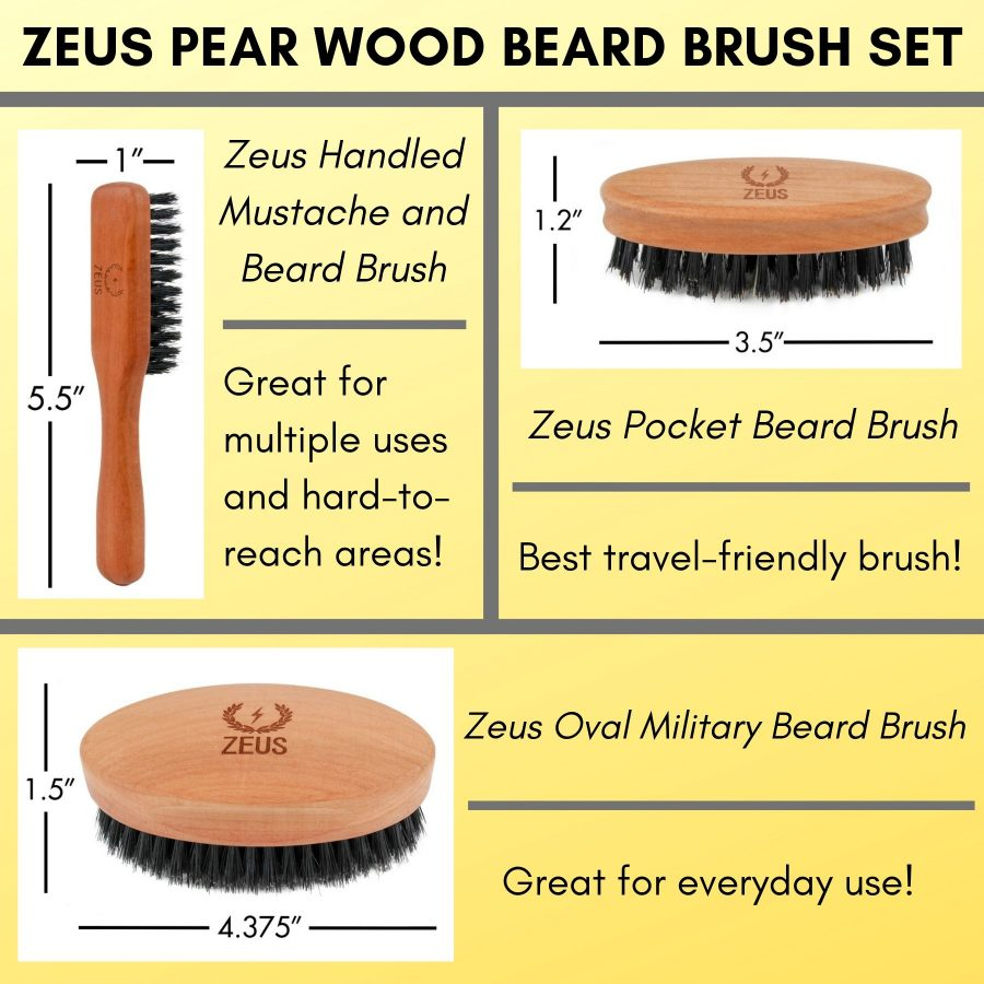 Zeus Beard shares Father's Day gift ideas