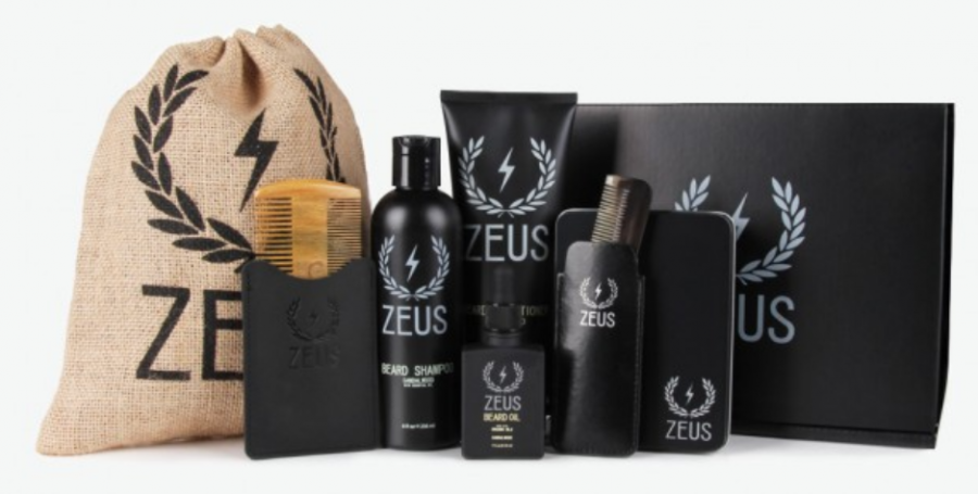 Zeus Beard gives Father's Day gifts suggestions