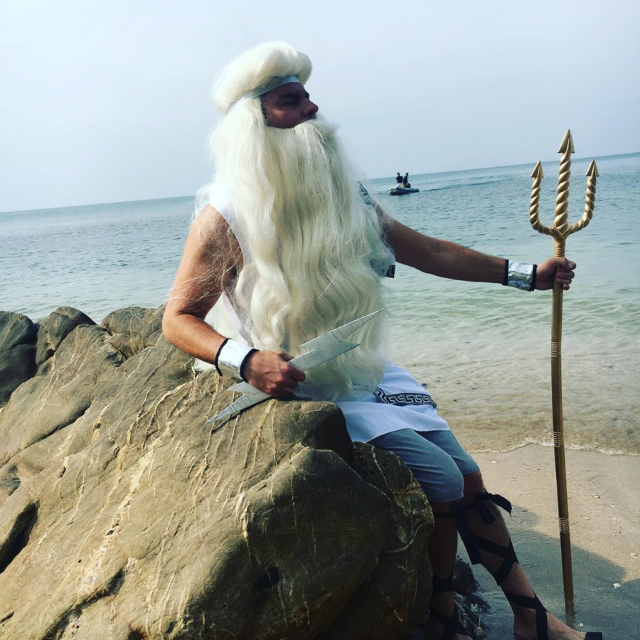 Zeus Beard shares Halloween costumes for men