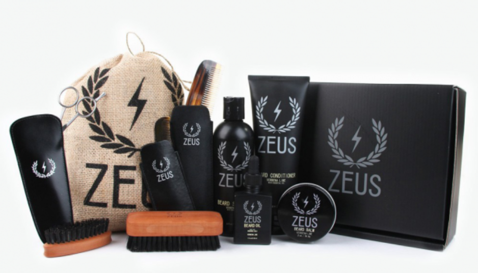 Zeus Beard shares Valentine's Day gifts for him
