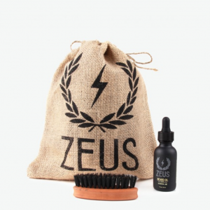 Zeus Beard shares beard grooming kits
