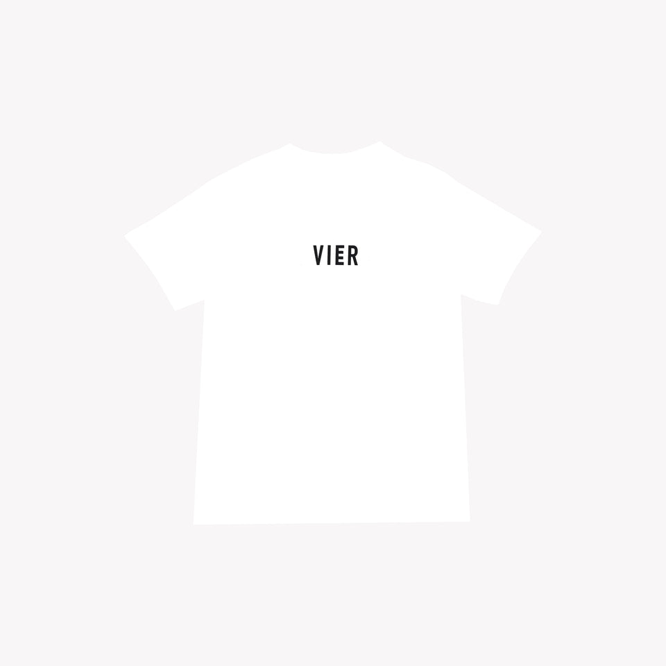 ANTWERP PHOTO TEE WHITE