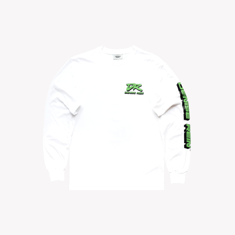 GREEN MACHINE LONGSLEEVE