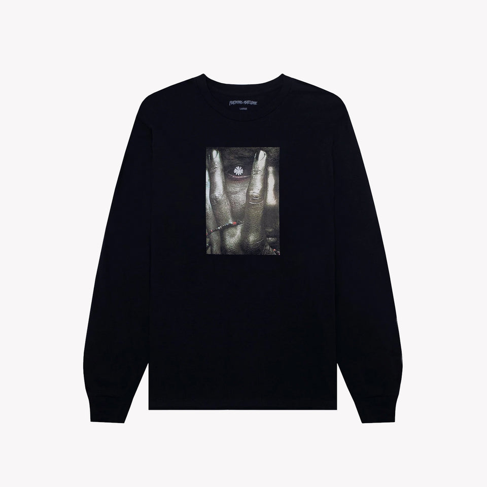 ANGEL STAMP LS TEE