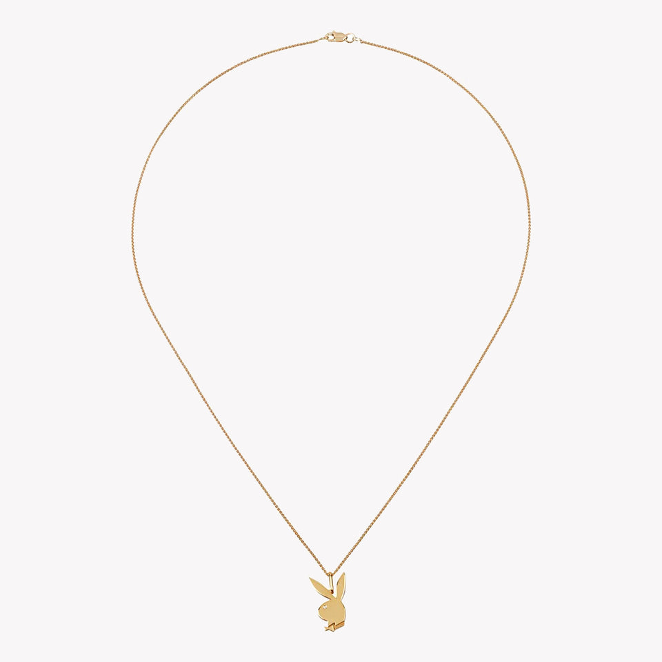 PLAYBOY BUNNY PENDANT NECKLACE